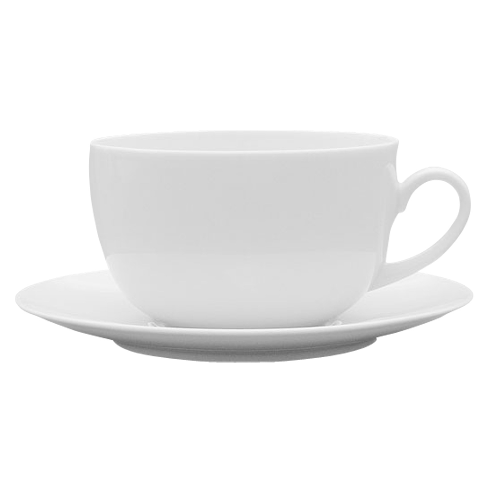 Set of 24 Sonia Tea Saucers by Lubiana