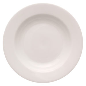 Set of 6 Kaszub Deep Pasta Plates  by Lubiana