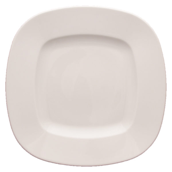 Set of 6 Rita Square Plates Large by Lubiana