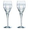 Set of 2 Latitude Wine Glasses