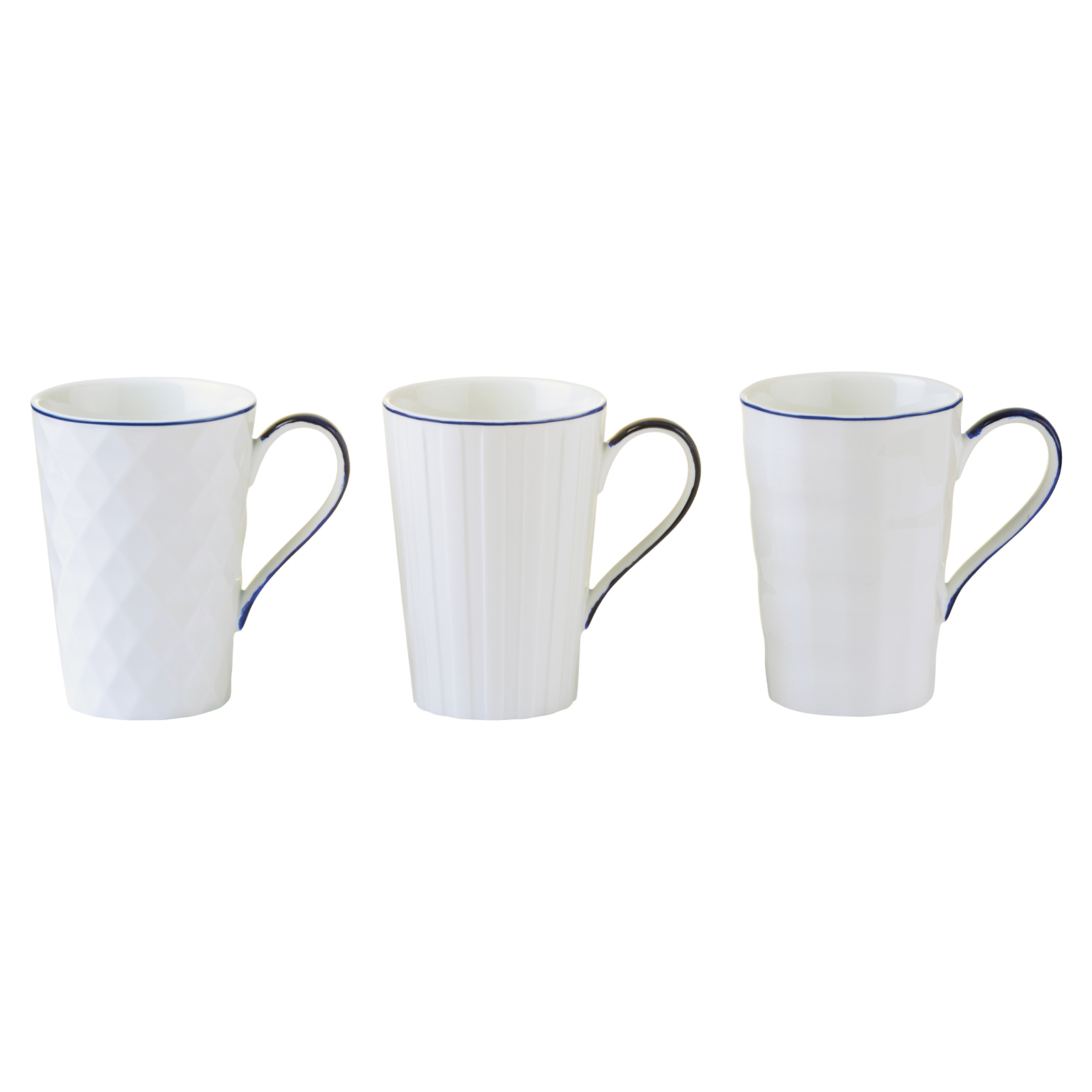 Lux Mugs blue by BIA