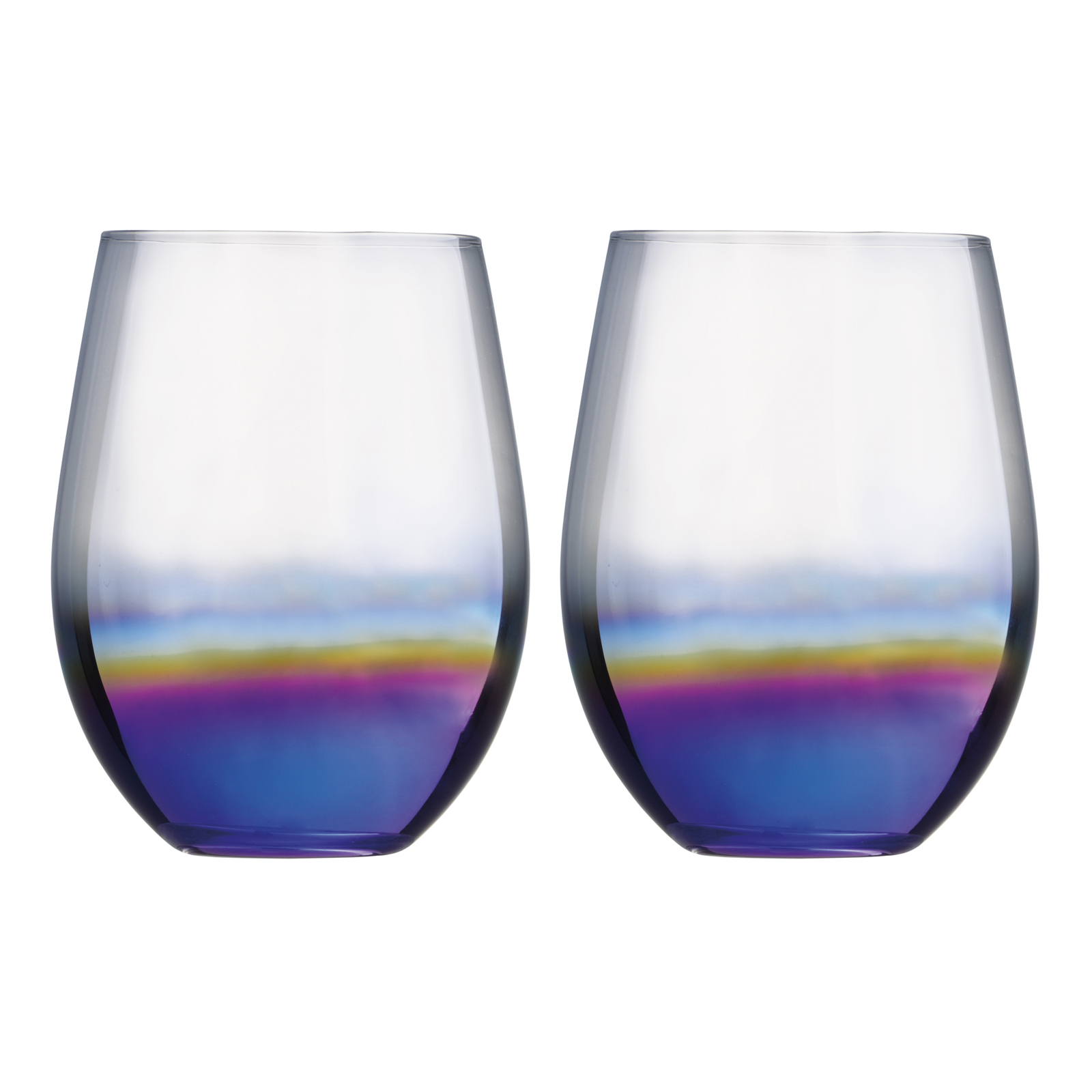 Mirage DOF Tumblers by Artland
