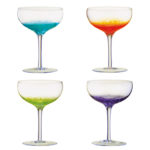 Fizz Champagne Saucers