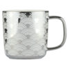 Set of 4 Fan Mugs Platinum by BIA