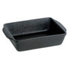Gastro-Noir-Mie Individual Rectangular Roaster by BIA
