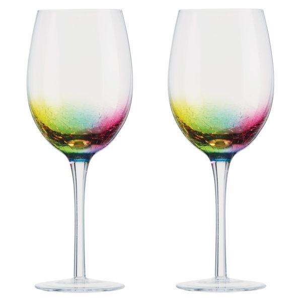 Neon Wine glasses