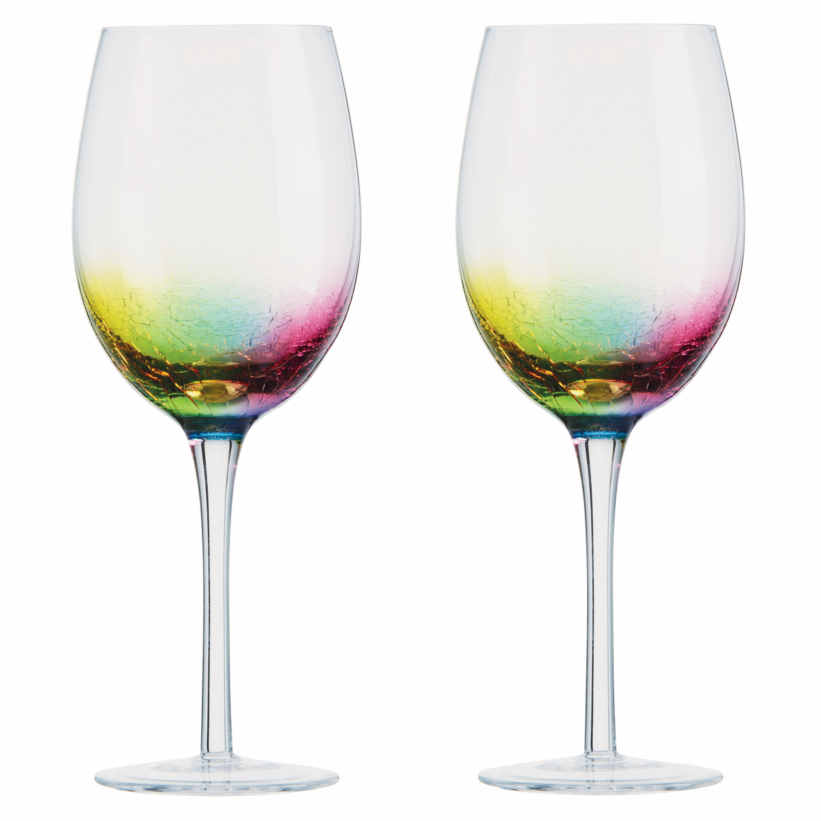 Neon Wine glasses