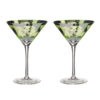 Set of 2 Martinis