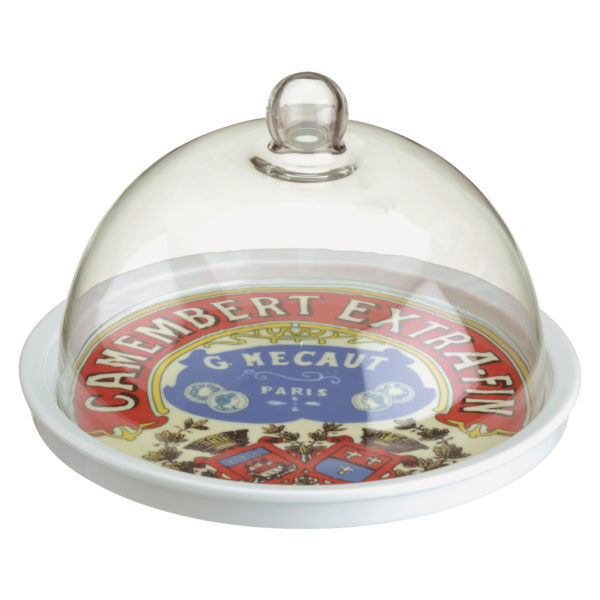 Classic Camembert Cheese Platter & Dome