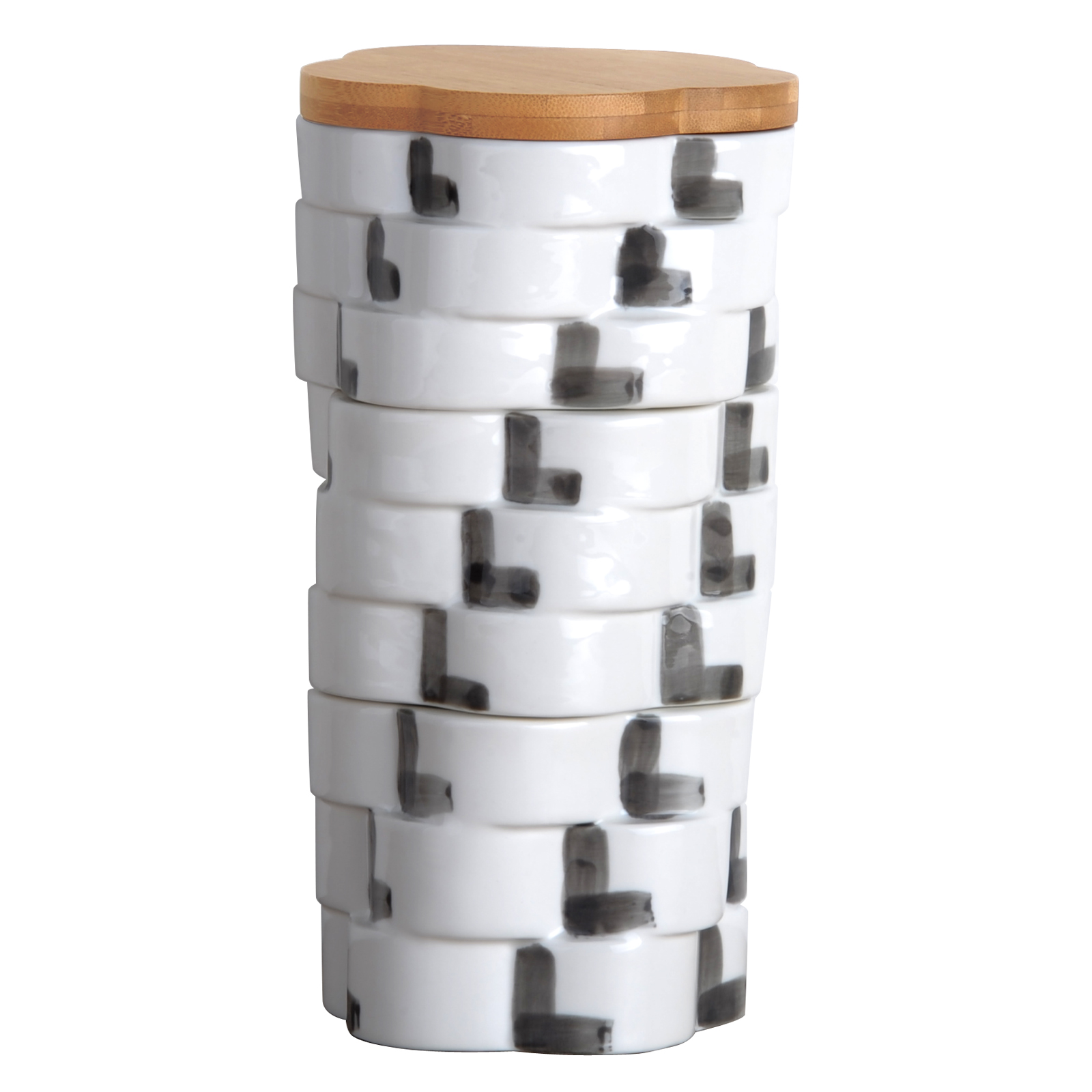 Totem Food Storage Jar - Square